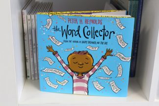 Book Cover, Word Collector