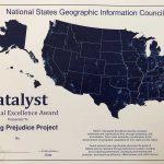 Mapping Prejudice Award