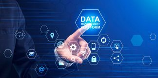 Data Management info graphic