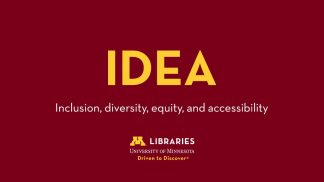 An approach to inclusion, diversity, equity, and accessibility