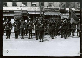 Universal Negro Improvement Association Legion, 1924, 135th St.