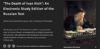 The Death of Ivan Ilich