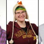 Charlie Heinz, Carolyn Bishoff, and ScottSpicer