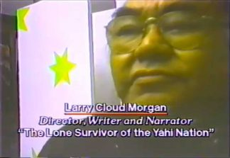 """Larry Cloud Morgan, an Ojibwe activist and artist, preparing a theatrical production called """"The Story of Ishi."""" Ishi was the lone survivor of the Yahi Nation, who lived the last five years of his life being studied in a museum."""