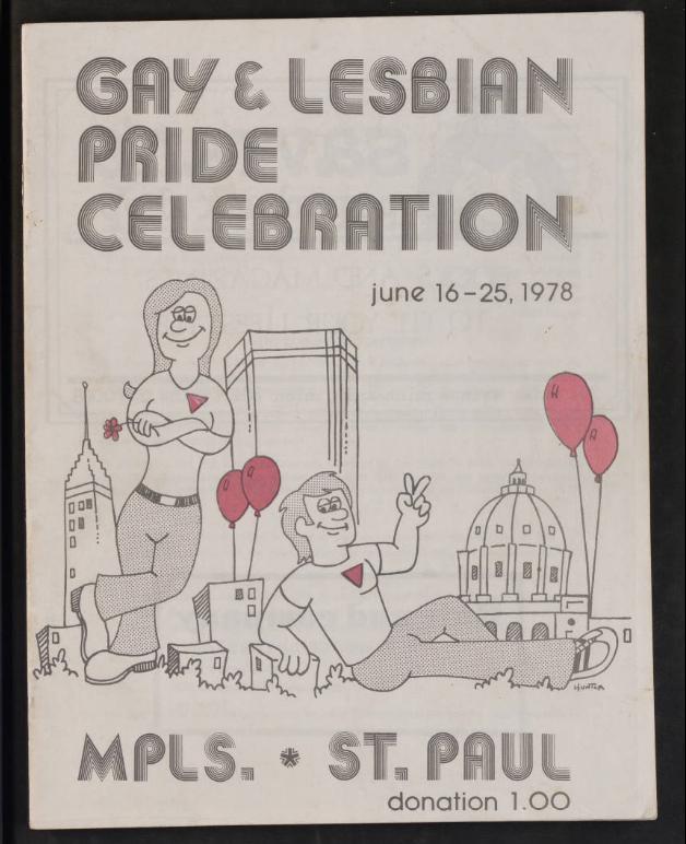 Gay and Lesbian Pride Celebration 1978