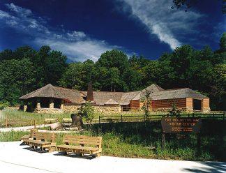 Fort Snelling State Park Visitor Center