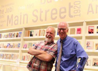 Tim Johnson and Pat Coleman