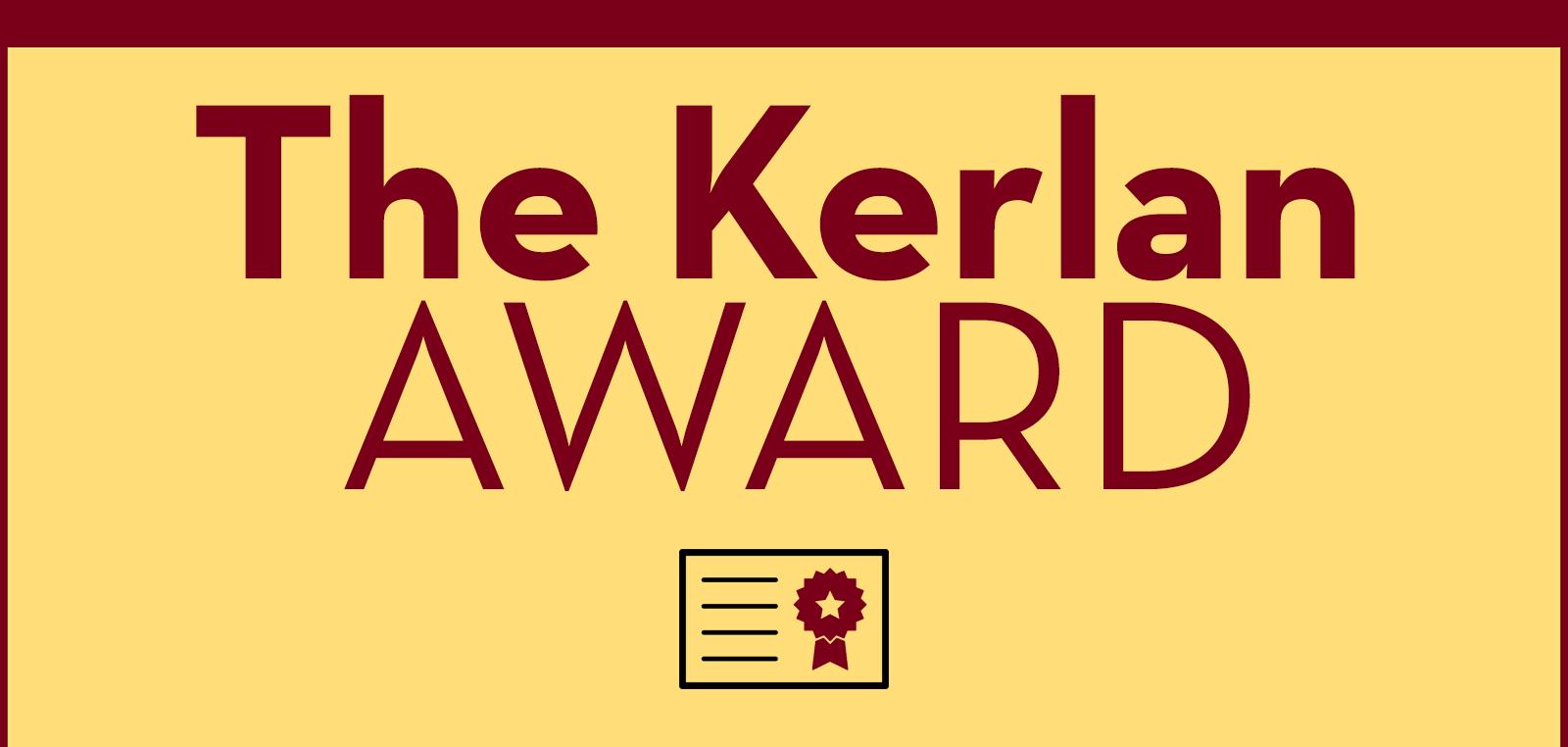 The Kerlan Award