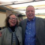 Barb Bezat and Al Lathrop