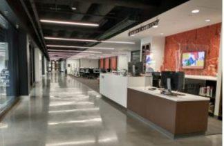 Health Sciences Library Service Desk