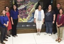 Staff from the Government Publications Library at the University of Minnesota Libraries.